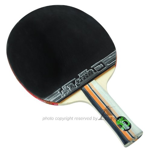DHS Table Tennis Racket #TS2003, Ping Pong Paddle, Table Tennis Racquets   Shakehand