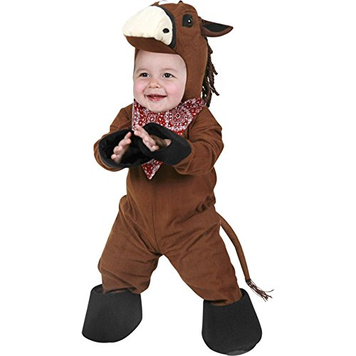 Infant Horse Halloween Costume (Size: 6-12 Months)