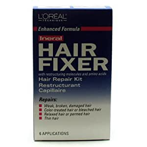 Loreal Hair Fixer 6 applications
