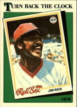 1988 Topps #662 Jim Rice TBC Red Sox (Jim Rice 662 compare prices)