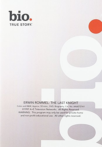 Biography - Erwin Rommel: The Last Knight [DVD] [Import]