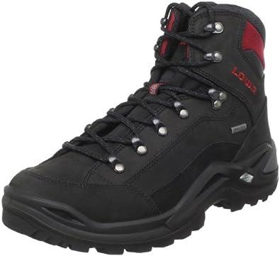 Lowa Mens Renegade GTX Mid Hiking Boot by LOWA Boots