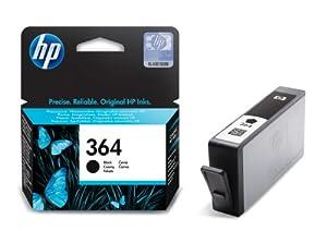 HP 364 - Black Ink Cartridge (CB316EE)