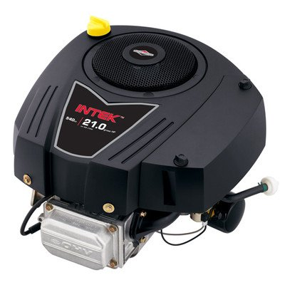 Briggs & Stratton Intek Vertical OHV Engine with Electric Start - 540cc, 1in. x 3 5/32in. Shaft, Model# 331977-0001-G1 image