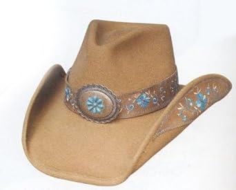 BULLHIDE chapeau style western country cowboy mixte homme / femme