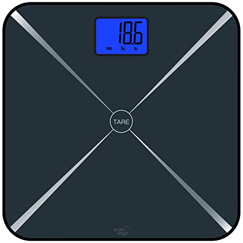 Smart Weigh Smart Tare Digital Body Weight Bathroom Scale with