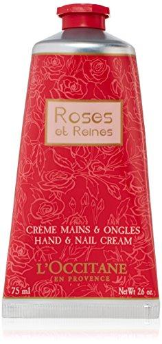 L'Occitane Roses Et Reines Crema per Unghie e Mani - 75 ml