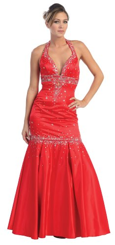 Party/Prom 2 in 1 Designer Short/Long Dress #2595