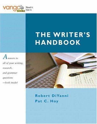 Writer's Handbook, The, VangoBooks