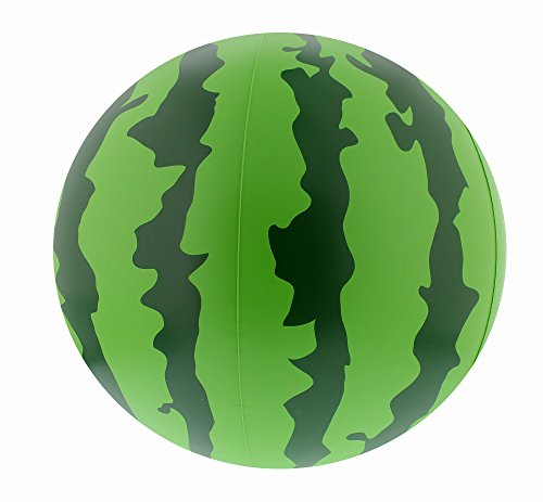 Giant Watermelon Pool Beach Ball Fun Pool Toys Floats Summer Party 16 Inches