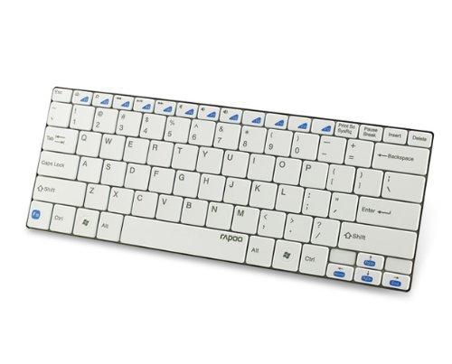 Rapoo Ultra-Slim Mini Bluetooth Keyboard low price
