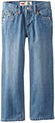 Levi's Big Boys' 550 Relaxed-Fit Jean