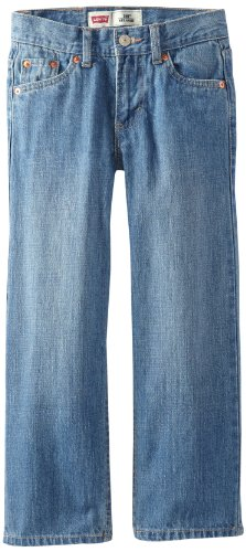 Levi's Big Boys' 550 Relaxed Fit Jean, Catapult, 10/Regular