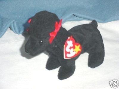 TY Beanie Baby - GIGI the Poodle Dog - 1