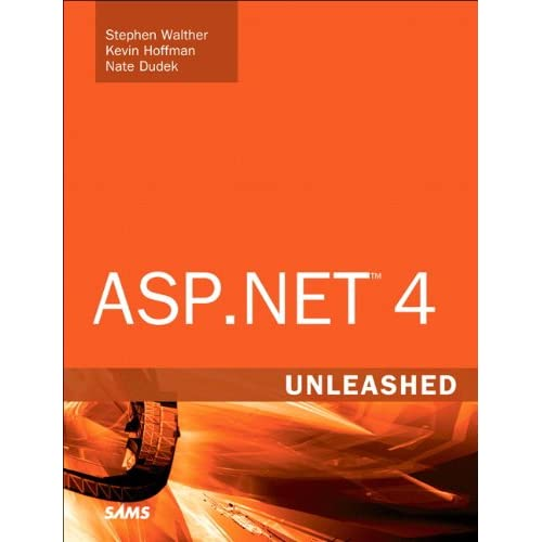 ASP.NET 4.0 Unleashed Cover Art