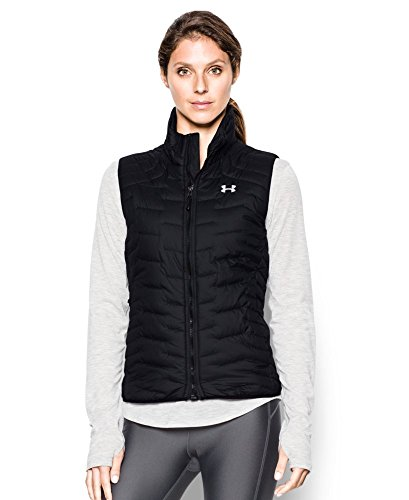Under Armour Women's ColdGear Reactor Vest, Black (001), Small