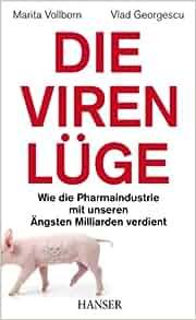 Die Viren-Lüge: Vlad Georgescu Marita Vollborn: 9783446426351: Amazon