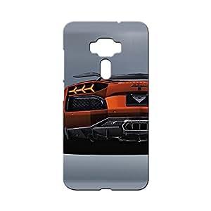 BLUEDIO Designer Printed Back case cover for Asus Zenfone 3 - G5037