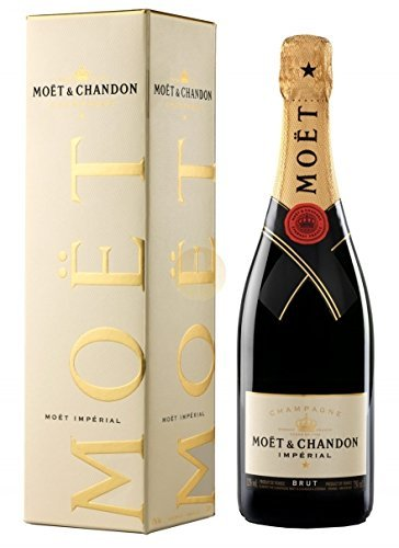 Moet and Chandon Imperial Brut Champagne Gift Boxed