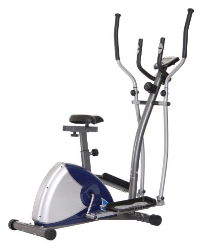 Body Champ BRM2600 Cardio 2-in-1 Dual Trainer