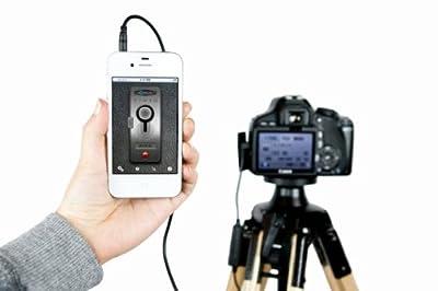 アイフォーンをカメラにつなげて簡単操作!ioShutter カメラリモート