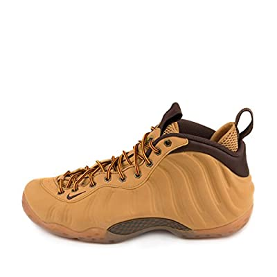 "Nike Mens Air Foamposite One PRM ""Wheat"" Haystack/Track Brown Synthetic"