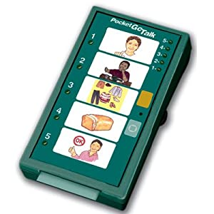 Pocket Go Talk by Rolyn Prest