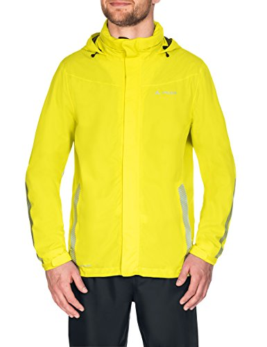 VAUDE Herren Men's Luminum Jacket Jacke, Canary