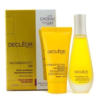 Decleor Aromessence Iris Set: Aromessence Iris 15Ml + Experience De Lage Rich Cream 15Ml 2Pcs
