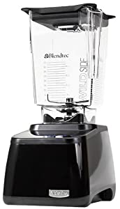 Blendtec Designer Series Blender, WildSide Jar - Black