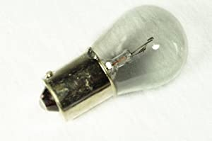 Singer Light Bulb, 6-8V, Push in twist, 1 element & contact from Singer