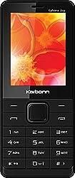 Karbonn K Phone Joy (Red Black)