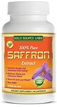 100 Pure Saffron Extract