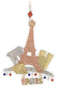 Pilgrim Imports Paris Fair Trade Ornament