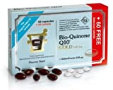 Pharma Nord Bio-Quinone Q10 GOLD 100mg 60 capsules + Pharma Nord SelenoPrecise 100mcg 60 tabs FREE