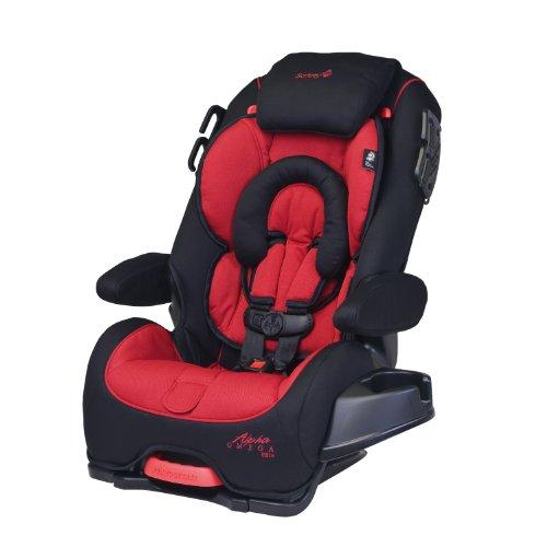 Safety 1st Alpha Omega Elite Convertible Car Seat, Tender