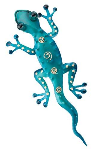 Regal Art and Gift 5293 Gecko Decor, Blue