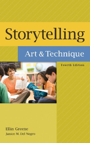 Storytelling: Art and Technique