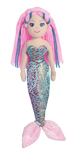 Aurora World Sea Sparkles Nixie Mermaid Plush