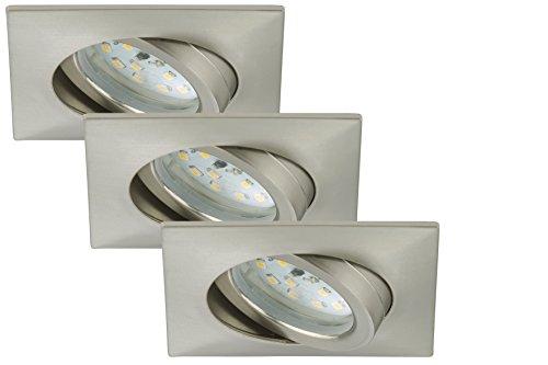 briloner leuchten lampada led da incasso. Black Bedroom Furniture Sets. Home Design Ideas