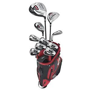Amazon Com Wilson Golf Men S Profile Package Set Right