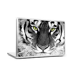 Headturnerz White Tiger laptop Skin
