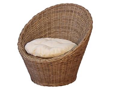 moebel direkt online Rattansessel inklusive Sitzkissen _ Relaxsessel _ Loungesessel _ Einzelsessel von moebel direkt online - Gartenmöbel von Du und Dein Garten