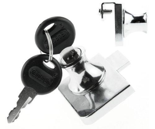Ikea Hochbett Fjelldal Neupreis ~ Glass Cabinet Lock for IKEA DETOLF ARGOS Hinged Glass Display Cabinets