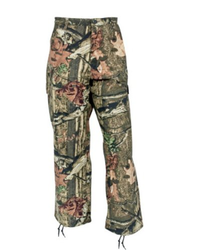 Yukon Gear Men's Lightweight 6-Pocket Pants (Mossy Oak Infinity, XX-Large)