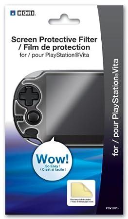 PS Vita Screen Protective Filter