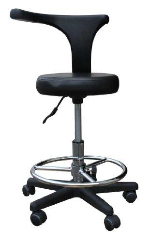 figaro-tabouret-a-roulettes-avec-verin-pneumatique-pied-chrome-et-dossier-noir-noir