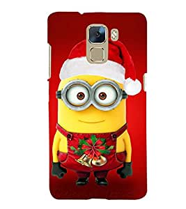 PRINTSWAG MINION Designer Back Cover Case for HUAWEI HONOR 7