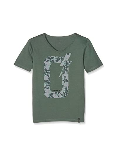 O'Neill Camiseta Manga Corta Lb Shock S/Slv Verde