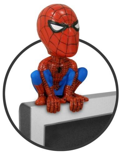 Spiderman Computer Sitter - 1